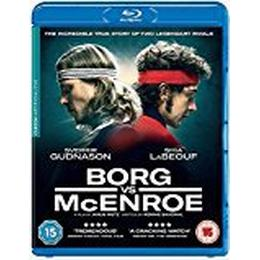 Borg Vs McEnroe [Blu-ray]